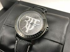 Randy Jackson (The Dawg) Timepieces  Black Watch