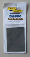 POLISHING ABRASIVE SYSTEM 1:24 1:25 DETAIL MASTER CAR MODEL ACCESSORY 9000