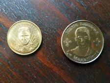 LEMIEUX COIN LOT-Le Magnifique 1997 Retirement coin,1996-97 Pinnacle Mint Coin 1