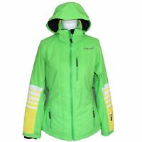 Ski Snowboard Jacket HEAD Warm Waterproof Breathable Bright Snow Jacket Size M
