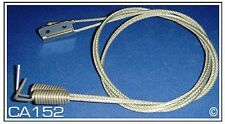 Mitsubishi Eclipse Spyder ConvertibleTop Hold Down Cables, Pair 2000-2005