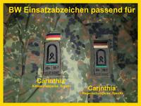 Bundeswehr Dienstgradabzeichen Nato, Blutgruppe Carinthia® SpezKr. Kälteschutz