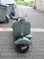 Rarität !!! VESPA PIAGGIO 150 Motorroller Schweiz Bj.1956