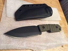 crusader forge rare custom made knife