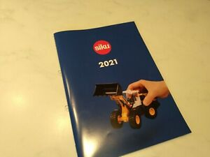 "Siku Händlerkatalog 2021  A Format ""100 Seiten"""