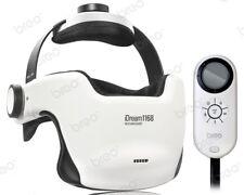 Breo iDream 1168 Masajeador de cabeza compresión de calor de vibración de presión de aire Con Control Remoto
