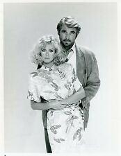 DONNA MILLS JAMES BROLIN PORTRAIT ENCOUNTERS IN THE NIGHT ORIG 1988 NBC TV PHOTO