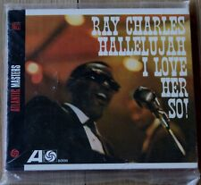 Ray Charles - Hallelujah I Love Her So (2001) - A Brand New CD - In Wrappers