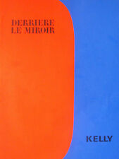ELLSWORTH KELLY - DERRIERE LE MIROIR 149 - LITHOGRAPH - 1964 - FREE SHIP IN US !