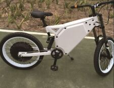 C&E 3000w/72v Electric Moped Scooter Ebike Mountain Bike 60-80km/h FAST NEW