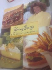 Jenny Craig's No Diet Required Cookbook Hardcover Cook Book Pictures