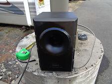 Sony Model SRS-D21 Woofer Active Speaker System