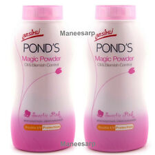 Pond's Magic Powder Double UV Protection Oil & BLEMISH CONTROL 100g. x 2 bottles