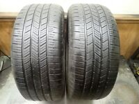 2 255 50 19 107H Goodyear Eagle LS2 RunonFlat Tires 5/32 4514