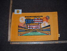 MYRON COPE'S THE TERRIBLE TOWEL JULY 4TH HAPPY 4TH OF JULY EDITION NWT