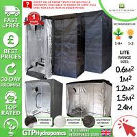 Secret Jardin DarkStreet 60 DS60 Rev3.0 60x60x150cm GrowBox Zuchtzelt Growzelt