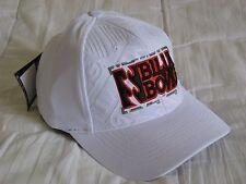 Prezzo DI VENDITA!!! Nuovo con Etichetta Billabong HAT CAP Colore Nero/Bianco