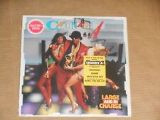 CHUNKY A large and in charge PROMO LP SEALED original 1989 arsenio hall HYPE