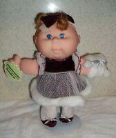 Vintage 1996 Mattel Avon Caucasian Cabbage Patch Doll New no bag