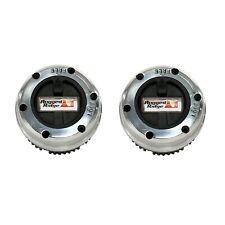 Rugged Ridge Manual Locking Hub Set, 15001.18 - See Fitment