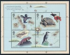 2009 GB CHARLES DARWIN GALAPAGOS ISLANDS MINI SHEET FINE MINT MNH SG MS2904