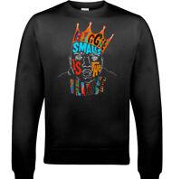 Biggie Smalls Sweatshirt Is The Illest Mens The Notorious BIG Rap Music Jumper