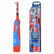 Oral-B Stages Power Electric Toothbrush for Kids, Disney Cars - TORN OR OPEN BOX