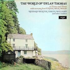 The World Of Dylan Thomas (Under Milk Wood) : Richard Burton & Emlyn Williams