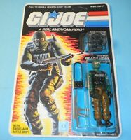 1986 GI Joe Beach Head Figure Complete Sealed MOC *CUSTOM Full Card Back *READ*