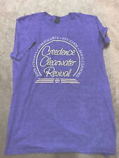 Creedence Clearwater Revival Med Shirt Tom John Fogerty Stu Cook Doug Clifford