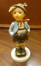 G75 Goebel Hummel Figurine Brother 1938-1998 Dorfheld 60th Anniversary Piece #95