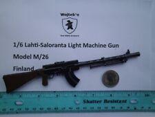 Lxx    1/6 Homemade WWII Lahti-Saloranta Light Machine Gun Model M/26 Finland