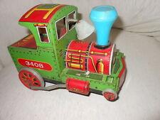 Blechspielzeug Modern Toys Japan battereibetriebene Lokomotive
