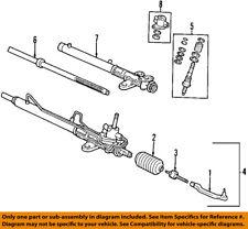 Front Inner Steering Tie Rod End TOR-EV800299