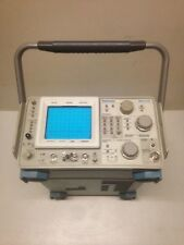 Tektronix 492 Spectrum Analyzer w user manual Item is very well treated $520 BO