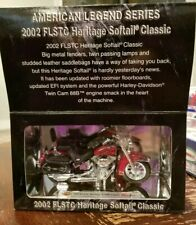 MAISTO 2002 FLSTC Herritage Softail Classic  Harley- Davidson #39767