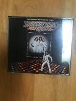 Saturday Night Fever Soundtrack 2 CD Set US BMG Music Club Issue