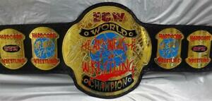 ECW World Heavyweight Wrestling Championship Handmade Replica Belt Adult Size 2m