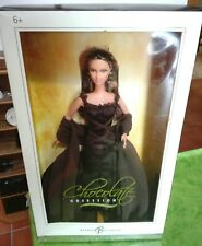 BARBIE CHOCOLATE OBSESSION DAMAGED BOX NRFB -  model muse doll collection Mattel