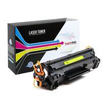 USA Advantage Compatible Toner Cartridge for HP 85A (CE285A) (Black,1 Pack)