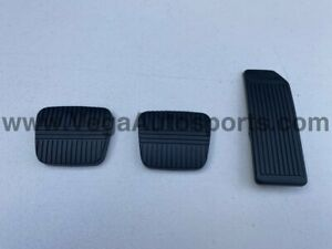 Pedal Set (3 piece) to suit Nissan Silvia S13 / 180SX and Skyline HR31