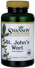 Natures Aid Ucalm - St John's Wort 375 mg x 120 Capsules - 24HR DISPATCH