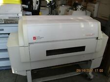 XEROX COLORGRAFX X-2, 6 COLOR two roll wide format printers, 36'