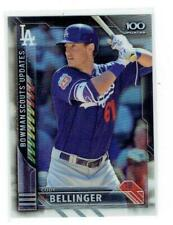 2016 Bowman Scouts' Updates #BSU-CB - Cody Bellinger - Rookie - LA Dodgers