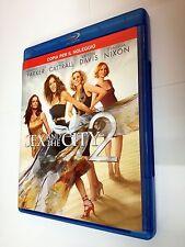 Sex and the City 2 (Commedia 2010) Blu-Ray film di Michael Patrick King
