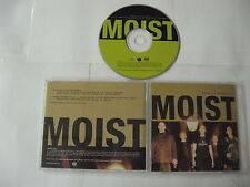 Moist - breathe remix EP promo 3 tracks 1999 - CD Compact Disc