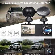 G70+ Mini Car Dash Cam 1080P HD 170 Degree Wide Angle G-sensor