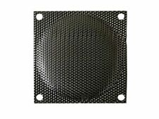 120mm Steel Mesh Fan Filter (Guard), Black, Samll Hole