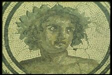 067013 MOSAICO isola di Delos A4 FOTO STAMPA