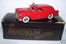BROOKLIN CHEVY NOMAD VAN CHEVROLET FIRE MARSHAL'S TRUCK REF 26A 1956 in BOX